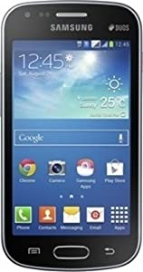 Samsung Galaxy S Duos 2 - S7582 DUAL SIM - Factory Unlocked - International Version - Black