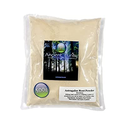 Astragalus Root Powder - 500g immune system fatigue, anti-ageing ,diabeties from ancient purity