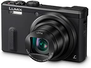 Panasonic Lumix DMC-TZ60EB-K Compact Digital Camera - Black (18.1MP, 30x Optical Zoom, High Sensitivity MOS Sensor) 3 inch LCD (New for 2014)