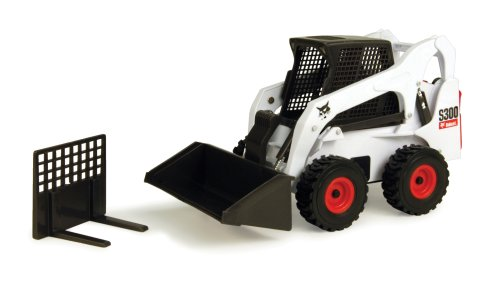 Ertl Big Farm 1:16 Bobcat Skidsteer