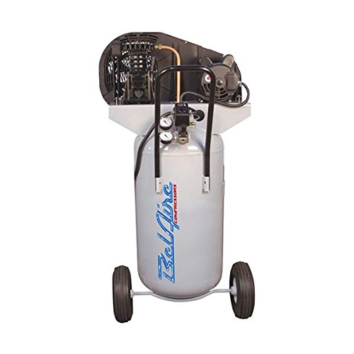 BelAire 2-HP 26-Gallon (Belt Drive) Single Stage Air Compressor - 5026VP