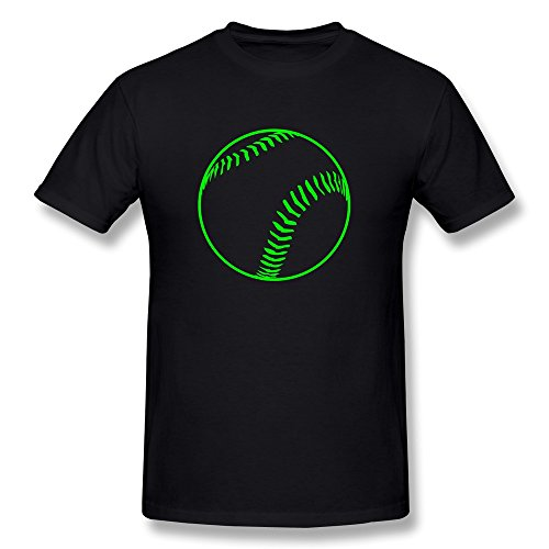 Cool Baseball Men Fitted Crazy Shirts - Ultra Cotton front-671488