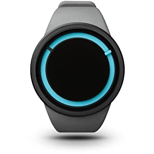 ZIIIRO Watch - Eclipse - Grey from Ziiiro Watches