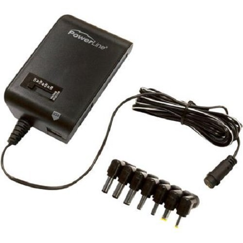 Original Power Powerline 1300 Ma Universal Ac Adapter (Ac 1300 Adapter compare prices)