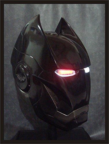 Iron Bat (Not Batman, Not Iron Man) Life-size Helmet Prop
