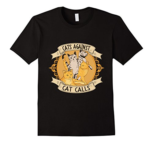 Men's Cats Against Cat Calls T-Shirt
