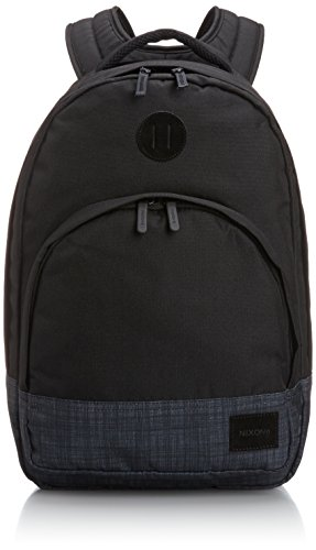 [ニクソン] NIXON NIXON BACKPACK: GRANDVIEW NC21891627-00 1627 (BLACK/BLACK WASH)