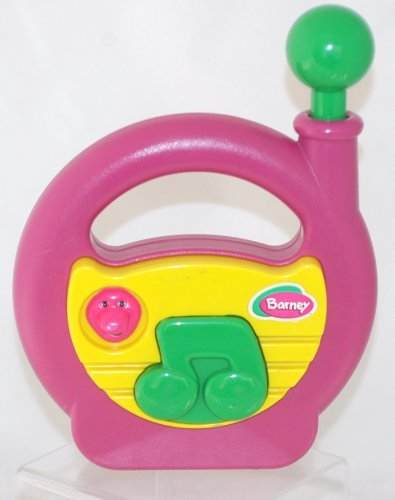 Hasbro Barney 5747 Music Box Toy - Nursery Rhyme Songs - 1