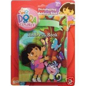 Dora the Explorer Address Book - 1