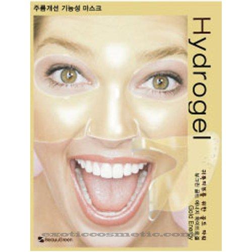 Beauu Green Hydrogel Facial Mask Sheet Pack - Gold Energy