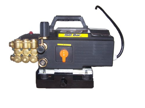 Electric Pressure Washer Commercial Grade 1750 Psi With Wall Hanger
