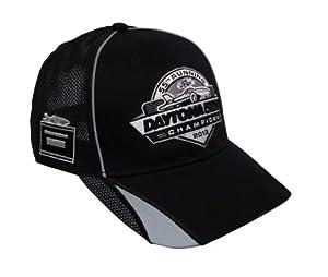 2013 Daytona 500 Champion Hat 55th Running of Daytona 500 Jimmie Johnson #48 Black... by International Speedway Corporation NASCAR