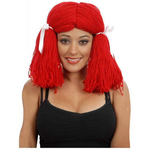 Girl Rag Doll Wig