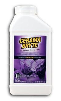 Cerama Bryte Dishwasher Cleaner
