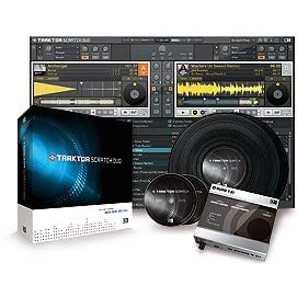 Native Instruments Traktor Scratch Duo Professional DJ System