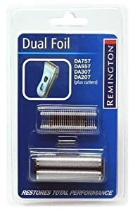 Remington SP62 Dual Foil and Cutter Pack
