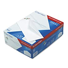 Columbian CO115  3-7/8x8-7/8-Inch White Envelopes, 500 Count (CO115)