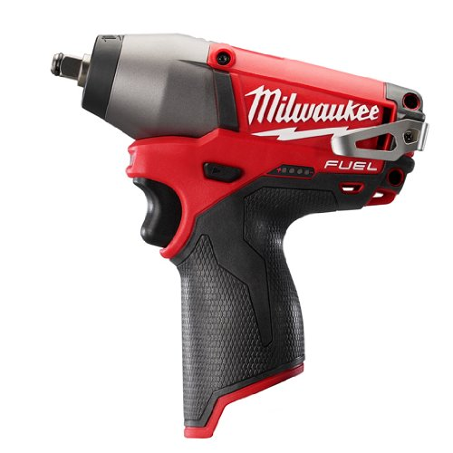 Milwaukee 2454-20 M12 Fuel 3/8 Impact Wrench tool Only (Milwaukee Fuel 12 Volt compare prices)