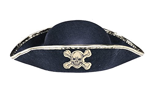 Rubie's Costume Co Child Duraship Pirate Hat Costume