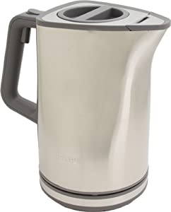 KRUPS BW500 1.8 quart Electric Kettle, Stainless Steel