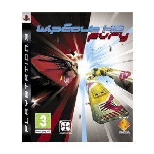 Wipeout HD Fury [German Version]