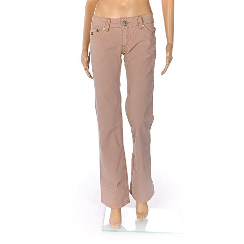 colcci-jeans-pale-pink-denim-cotton-bootcut-size-36-uk-8-wp-409
