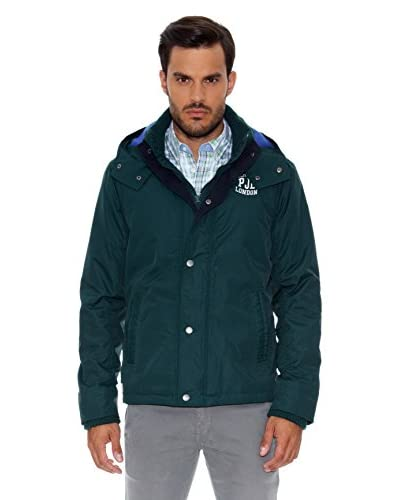 Pepe Jeans London Cappotto Scott [Verde Scuro]