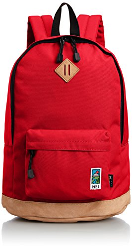 [エムイーアイ] MEI バッグ BASIC DAYPACK MEIB-0120 RED (RED)