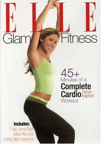Elle Glam Fitness Complete Cardio Workout [2006] [DVD]