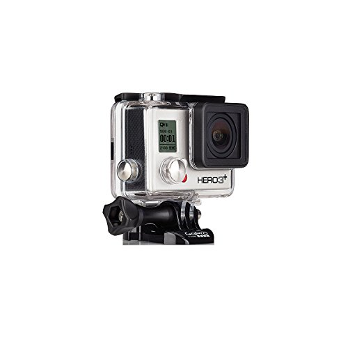 GoPro-HERO3-Silver-Edition-Waterproof-Built-in-WiFi-100-MP-photo-1080P-videoCertified-Refurbished