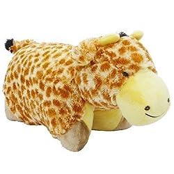 My Pillow Pets Giraffe - Large (Yellow And Tan)