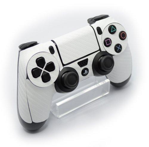 controller-weiss-3d-texturierte-kohlefaser-skin-aufkleber-wickelarmband-zubehor-fur-playstation-4-ps