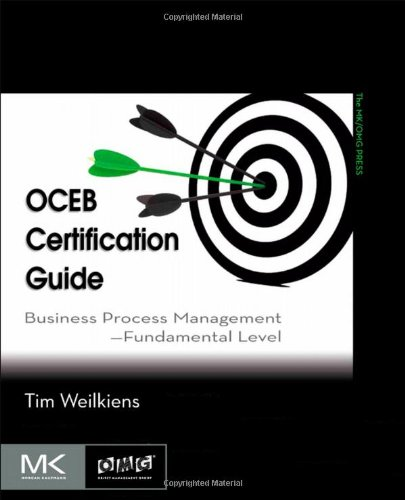 OCEB Certification Guide: Business Process Management