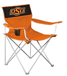 Buy NCAA Oklahoma State Cowboys Folding Canvas Chair by Logo