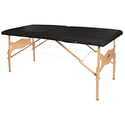 3B Scientific Basic Wood Portable Massage tables