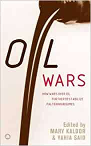 kaldor new war thesis In defence of new wars mary kaldor  new wars are 'new' whether new wars are war or  missed by the critics of the new wars thesis2 are new wars 'new.