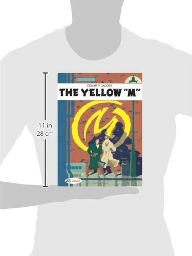 Blake & Mortimer, Tome 1 : The Yellow
