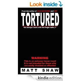 TORTURED: A Novel of Psychological Horror