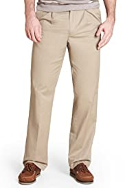 Blue Harbour Pleat Front Chinos with Stormwear+&#8482;