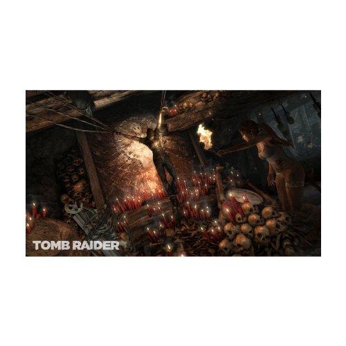 Tomb Raider Survival Edition galerija