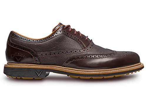 Callaway, Scarpe da golf uomo Marrone marrone 41 (M)
