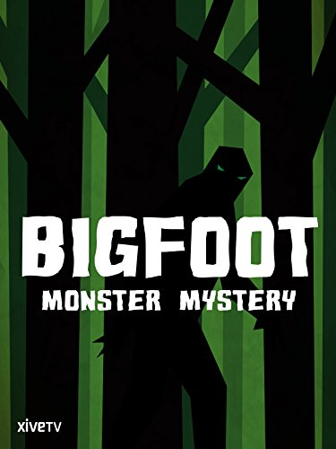 Bigfoot Monster Mystery