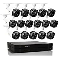 Q-See 16-Ch. High Definition 720p Security System