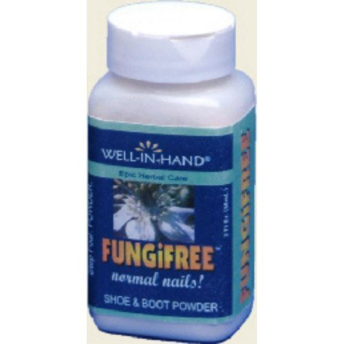 Well-In-Hand - Fungi Free Nail Rescue Powder Step 4 Prevent - 4.5 Oz.