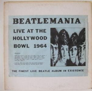 The Beatles - Live At The Hollywood Bowl - Zortam Music