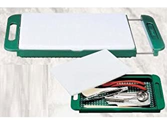 コールマン 容器付きまな板 850g P028-3636 44×25×5cm