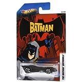Hot Wheels 2012 Batman - The Batman Batmobile #01