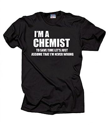 Chemist Funny Chemistry T-shirt