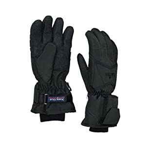 Nordic Gear Lectra Battery Heated Glove - Black Medium