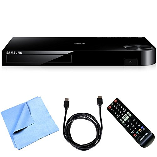 Cheap Samsung BD-H6500 - Smart Blu-ray Player with 4K Up-scale WiFi 3D Bundle includes Blu-ray Playe...
